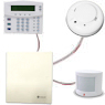 GE Interlogix Phone/VoIP Hardwired Security Systems
