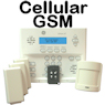 GE Interlogix Simon XT Cellular GSM Wireless Security System
