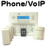 GE Interlogix Simon XT Landline Wireless Security System