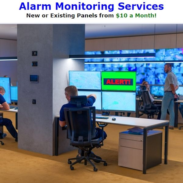 Takeover Alarm Monitoring Quote
