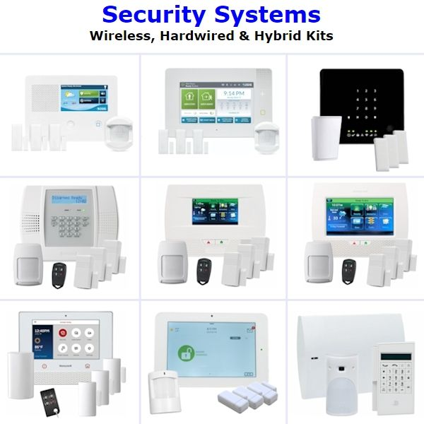 New Security System Quote