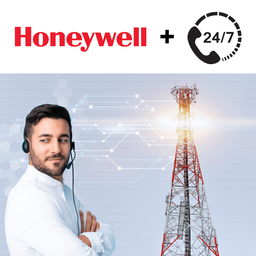 Honeywell Commercial Fire Cellular Alarm Monitoring Services