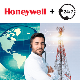 Honeywell Commercial Fire Dual-Path Alarm Monitoring Services