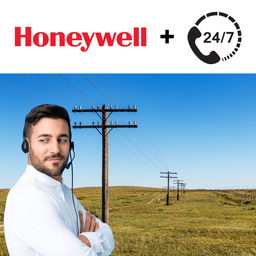 Honeywell Commercial Fire Landline Phone Alarm Monitoring Services