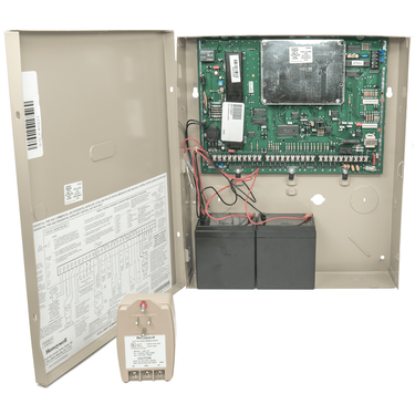 Honeywell Hardwired Commercial Business Security Systems