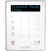 Honeywell Home Wireless Alarm Keypads