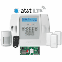 Honeywell L3000 Cellular AT&T LTE Wireless Security System