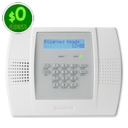 $0-Down Honeywell LYNX Plus L3000 Security Systems