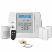 Honeywell LYNX Plus L3000 Phone Line & VoIP Wireless Security System
