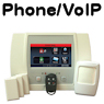 Honeywell LYNX Touch L5100 Phone Line & VoIP Wireless Security System