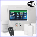 Honeywell LYNX Touch L5200 WiFi Wireless Security System