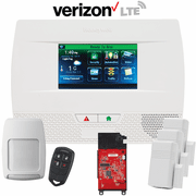 Honeywell L5210 Cellular Verizon LTE Wireless Security System