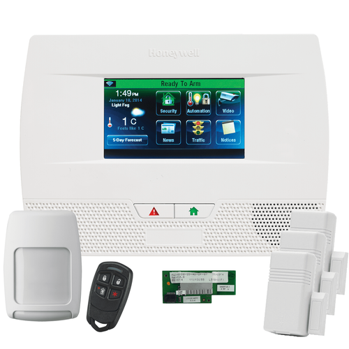 Honeywell LYNX Touch L5210 WiFi Wireless Security System