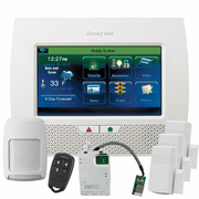 Honeywell LYNX Touch L7000 Broadband Internet Wireless Security System