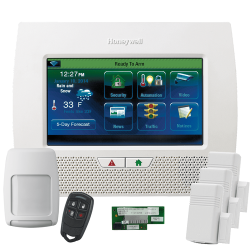 Honeywell LYNX Touch L7000 WiFi Wireless Security System