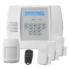 Honeywell Home LYNX Plus L3000 Wireless Security Systems