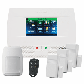 Honeywell LYNX Touch L5210/L7000 Wireless Security Systems