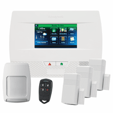 Honeywell Home LYNX Touch L5210 Wireless Security Systems