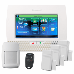 Honeywell Home LYNX Touch L7000 Wireless Security Systems