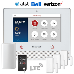 Honeywell Lyric Cellular Security Systems