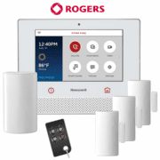 Honeywell Lyric Cellular Wireless Security System Kit (for Rogers 3G Canada Network)