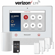 Honeywell Lyric Controller Cellular Wireless Security System Kit (for Verizon LTE Network)