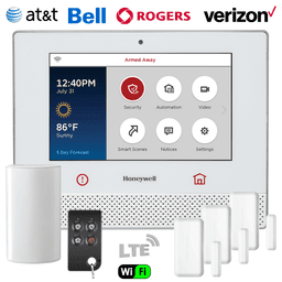 Honeywell Lyric Dual Path Security Systems