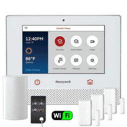 Honeywell Lyric WiFi Security Systems