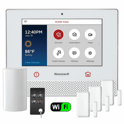 Honeywell Lyric Controller WiFi Wireless Security System Kit