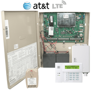 Honeywell VISTA 128BPT Cellular AT&T LTE Hybrid Commercial Security System