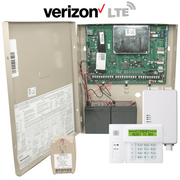 Honeywell VISTA 128BPT Cellular Verizon LTE Hybrid Commercial Security System