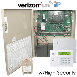 Honeywell VISTA 128BPT Dual-Path Verizon IP/LTE Hybrid Commercial Security System (w/High-Security Communicator)