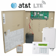 Honeywell VISTA 15P Cellular AT&T LTE Hybrid Security System