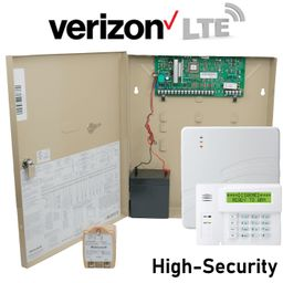 Honeywell VISTA 15P Cellular Verizon LTE Hybrid Security System (w/High-Security)