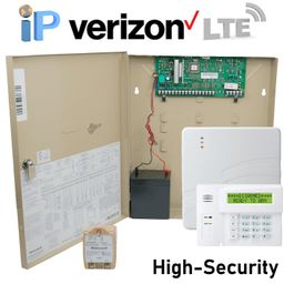 Honeywell VISTA 15P Dual-Path Verizon IP/LTE Hybrid Security System (w/High-Security)