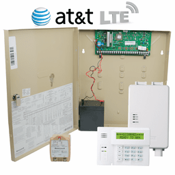 Honeywell VISTA-20P Cellular AT&T LTE Hybrid Security System