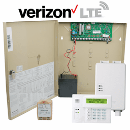 Honeywell VISTA-20P Cellular Verizon LTE Hybrid Security System