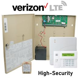 Honeywell VISTA 20P Cellular Verizon LTE Hybrid Security System (w/High-Security)