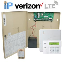 Honeywell VISTA 20P Dual-Path Verizon IP/LTE Hybrid Security System