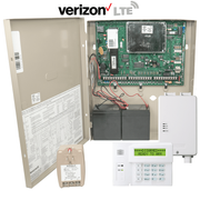 Honeywell VISTA 250BPT Cellular Verizon LTE Hybrid Commercial Security System