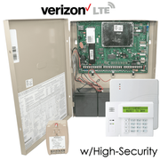 Honeywell VISTA 250BPT Cellular Verizon LTE Hybrid Commercial Security System (w/High-Security Communicator)