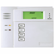 Honeywell Wireless Alarm Keypads