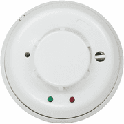Honeywell Wireless Combo Smoke/Heat Detectors