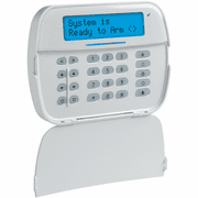 HS2LCDWFPV9 - DSC Full-Message LCD Wireless Alarm Keypad works w/PowerG Transceiver, Prox Support and Voice Prompting (for PowerSeries Neo Control Panels)