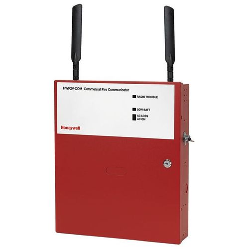 HWF2V-COM - Honeywell Commercial Fire Dual-Path Alarm Communicator (for Verizon LTE/IP Network)