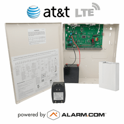 Interlogix Concord 4 Cellular Hybrid Security System (for AT&T LTE Network)