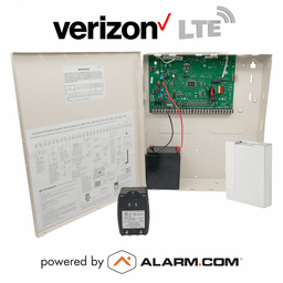 Interlogix Concord 4 Cellular Hybrid Security System (for Verizon LTE Network)