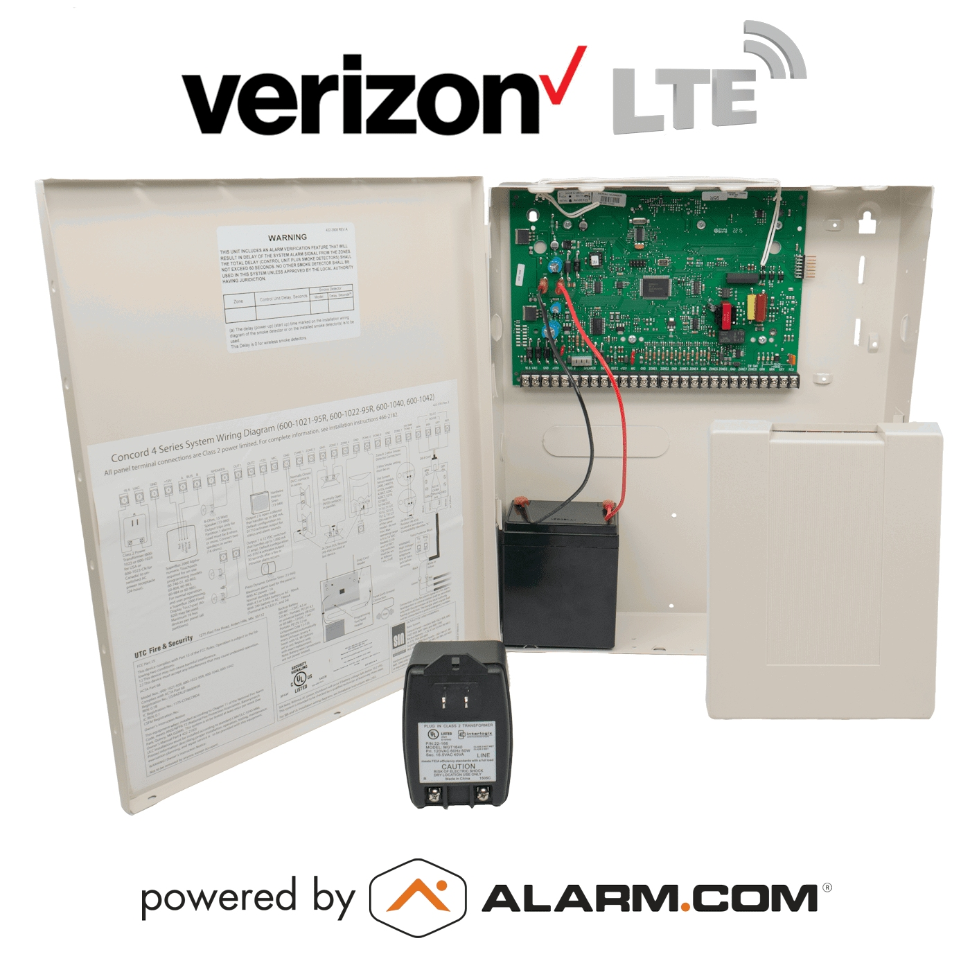 Fire Alarm Home Security Systems Wiring Harness Diagram ... on