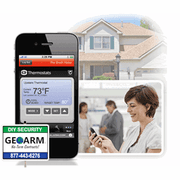 GE Interlogix DiY Home Alarm Monitoring Services