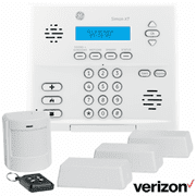 GE Interlogix Simon XT Cellular Wireless Security System (for Verizon LTE Network)